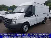 2008 FORD TRANSIT 110 350 MWB MEDIUM ROOF WITH FULL HISTORY £SOLD