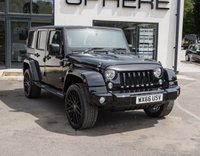 2016 JEEP WRANGLER 2.8 1d  £SOLD