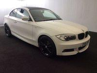 2011 BMW 1 SERIES 2.0 120D M SPORT 2d AUTO 175 BHP £9500.00