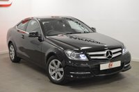 USED 2015 65 MERCEDES-BENZ C CLASS 2.1 C220 CDI EXECUTIVE SE 2d AUTO 168 BHP VERY LOW MILES + MERCEDES HISTORY + 2 KEYS