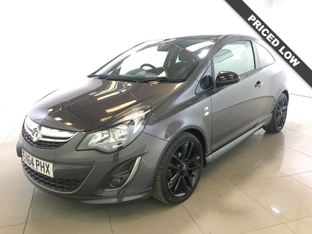 View our 2015 64 VAUXHALL CORSA 1.2 LIMITED EDITION CDTI ECOFLEX 3d 73 BHP