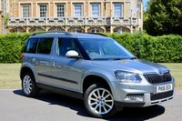 USED 2016 16 SKODA YETI 2.0 OUTDOOR SE BUSINESS TDI SCR 5d 109 BHP