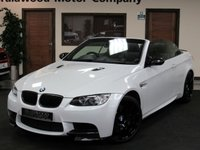 2013 BMW M3 4.0 M3 LIMITED EDITION 500 2d AUTO 415 BHP £25950.00
