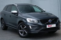 USED 2014 64 VOLVO XC60 2.4 D5 R-DESIGN LUX NAV AWD 5d 212 BHP NAV+HEATED SEATS+REAR SCREENS+VAT QUALIFYING