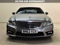 USED 2012 62 MERCEDES-BENZ E CLASS 3.0 E350 CDI BLUEEFFICIENCY SPORT 4d AUTO 265 BHP + 1 PREV OWNER  + AIR CON + AUX + BLUETOOTH + SERVICE HISTORY