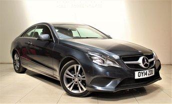 2014 MERCEDES-BENZ E CLASS 2.1 E220 CDI SE 2d AUTO 170 BHP £12499.00