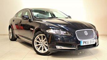 2011 JAGUAR XF 2.2 D PREMIUM LUXURY 4d AUTO 190 BHP £11799.00