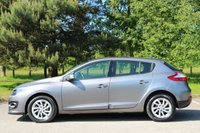 USED 2014 64 RENAULT MEGANE 1.5 DYNAMIQUE TOMTOM ENERGY DCI S/S 5d 110 BHP
