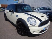 2009 MINI HATCH COOPER 1.6 COOPER S 3d 172 BHP £3689.00