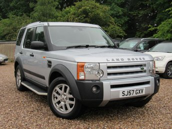 2007 LAND ROVER DISCOVERY 2.7 3 TDV6 XS 5d 188 BHP £8000.00