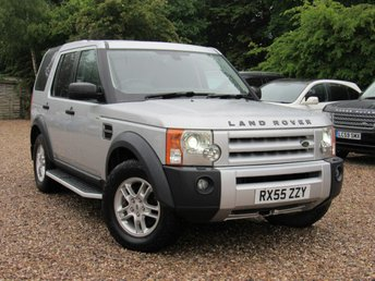 2005 LAND ROVER DISCOVERY 2.7 3 TDV6 SE 5d AUTO 188 BHP £8000.00