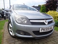 USED 2009 59 VAUXHALL ASTRA 1.8 SRI 3d 140 BHP **£300 Minimum Part Exchange**