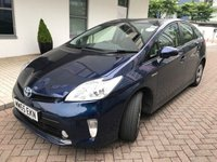 2015 TOYOTA PRIUS 1.8 T3 VVT-I 5d AUTO 99 BHP £SOLD