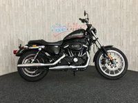 2014 HARLEY-DAVIDSON SPORTSTER XL 883 R ROADSTER 15 1 OWNER MOT TILL OCT 18 LOW MLS 2014 14 £6190.00