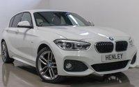 2015 BMW 1 SERIES 2.0 120D XDRIVE M SPORT 5d AUTO 188 BHP