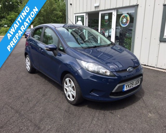 2009 09 FORD FIESTA 1.25 STYLE
