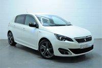 2015 PEUGEOT 308 2.0 BLUE HDI S/S GT LINE 5d AUTO 150 BHP £8995.00