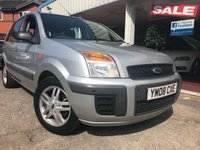USED 2008 08 FORD FUSION 1.4 STYLE CLIMATE 5d 80 BHP