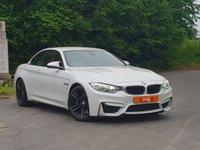 2014 BMW M4 3.0 M DCT (s/s) 2dr £28950.00