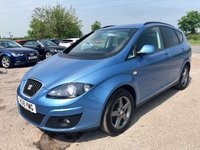 2015 SEAT ALTEA XL 1.6 TDI CR ECOMOTIVE I TECH 5d 105 BHP £9795.00