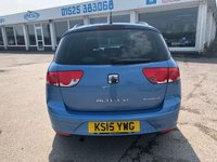USED 2015 15 SEAT ALTEA XL 1.6 TDI CR ECOMOTIVE I TECH 5d 105 BHP