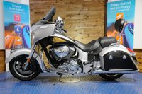 2017 INDIAN CHIEFTAIN CHIEFTAIN - 1 Owner - ABS £15995.00
