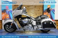 USED 2017 17 INDIAN CHIEFTAIN CHIEFTAIN - 1 Owner - ABS