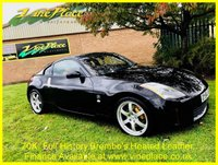 USED 2004 54 NISSAN 350 Z 3.5 V6 3d 277 BHP +70K+UK Car+FSH+GT