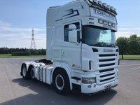 2005 SCANIA R-SRS L-CLASS 15.6 R 500 6X2 TSC 1d 500 BHP £19995.00