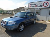 USED 2007 57 SUBARU FORESTER 2.5 XTEN 5d AUTO 230 BHP £30 PER WEEK NO DEPOSIT, SEE FINANCE LINK BELOW