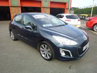 USED 2013 59 PEUGEOT 308 1.6 E-HDI ACTIVE NAVIGATION VERSION 5d 115 BHP