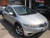 2006 HONDA CIVIC 1.8 SE I-VTEC 5d 139 BHP £2795.00