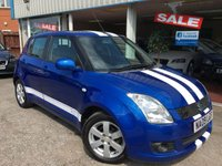 2009 SUZUKI SWIFT 1.5 GLX 5d 100 BHP £2895.00