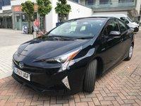 2017 TOYOTA PRIUS 1.8 VVT-I ACTIVE 5d AUTO 97 BHP £SOLD
