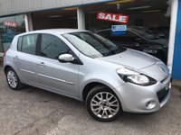 USED 2011 60 RENAULT CLIO 1.1 DYNAMIQUE TOMTOM TCE 5d 100 BHP