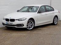 2017 BMW 3 SERIES 2.0 330E SPORT 4d AUTO 181 BHP £20984.00