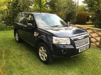 USED 2007 07 LAND ROVER FREELANDER 2.2 TD4 GS 5d AUTO 159 BHP