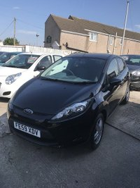 2009 FORD FIESTA 1.2 STYLE 5d 81 BHP £4295.00