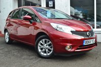 2015 NISSAN NOTE 1.2 ACENTA 5d 80 BHP £6995.00