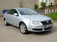 2008 VOLKSWAGEN PASSAT 1.9 TDI SE 4d 103 BHP £3500.00