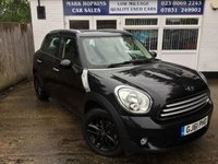 USED 2011 61 MINI COUNTRYMAN 1.6 COOPER 5d 122 BHP 46K FSH DEMO +1 LADY OWNER 6SPD HIGH SPEC MODEL EXCELLENT CONDITION