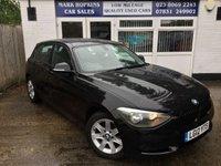 2012 BMW 1 SERIES 1.6 116I ES 5d 135 BHP £8495.00