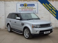 USED 2010 10 LAND ROVER RANGE ROVER SPORT 3.0 TDV6 HSE 5d AUTO 245 BHP Service History Huge Spec NAV 0% Deposit Finance Available