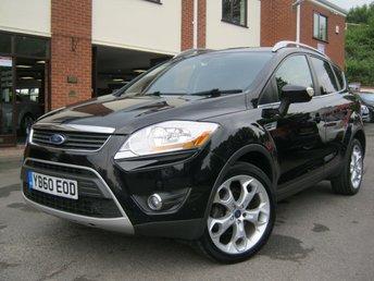 2011 FORD KUGA 2.0 TITANIUM TDCI 2WD 5d 138 BHP £7995.00