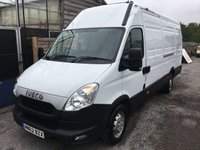 USED 2012 62 IVECO DAILY 2.3 35S13V 1d 126 BHP AIR CON LWB