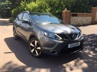 2015 NISSAN QASHQAI 1.6 DCI N-TEC PLUS 5d 128 BHP PLEASE CALL TO VIEW £11450.00