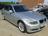 2009 BMW 3 SERIES 2.0 318I SE 4d 141 BHP £5775.00