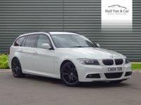 2012 BMW 3 SERIES 2.0 318D SPORT PLUS EDITION TOURING 5d 141 BHP £9495.00