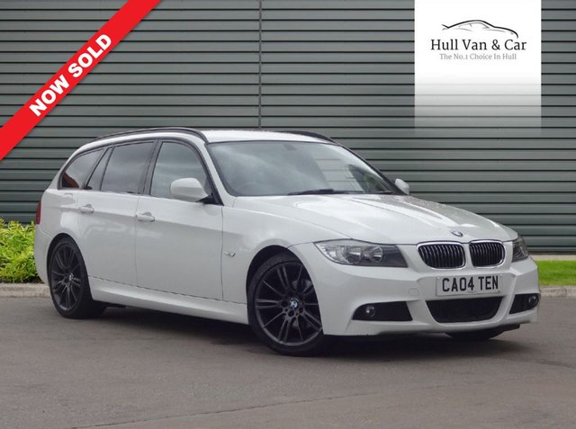 2012 12 BMW 3 SERIES 2.0 318D SPORT PLUS EDITION TOURING 5d 141 BHP