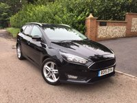 2015 FORD FOCUS 1.6 ZETEC TDCI 5d 114 BHP PLEASE CALL TO VIEW £8000.00